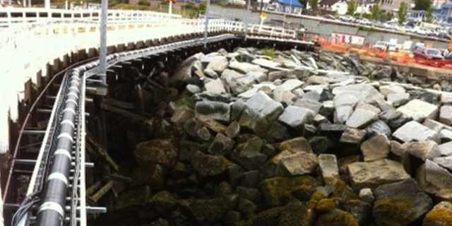 BC Ferries Westview Pump Ashore