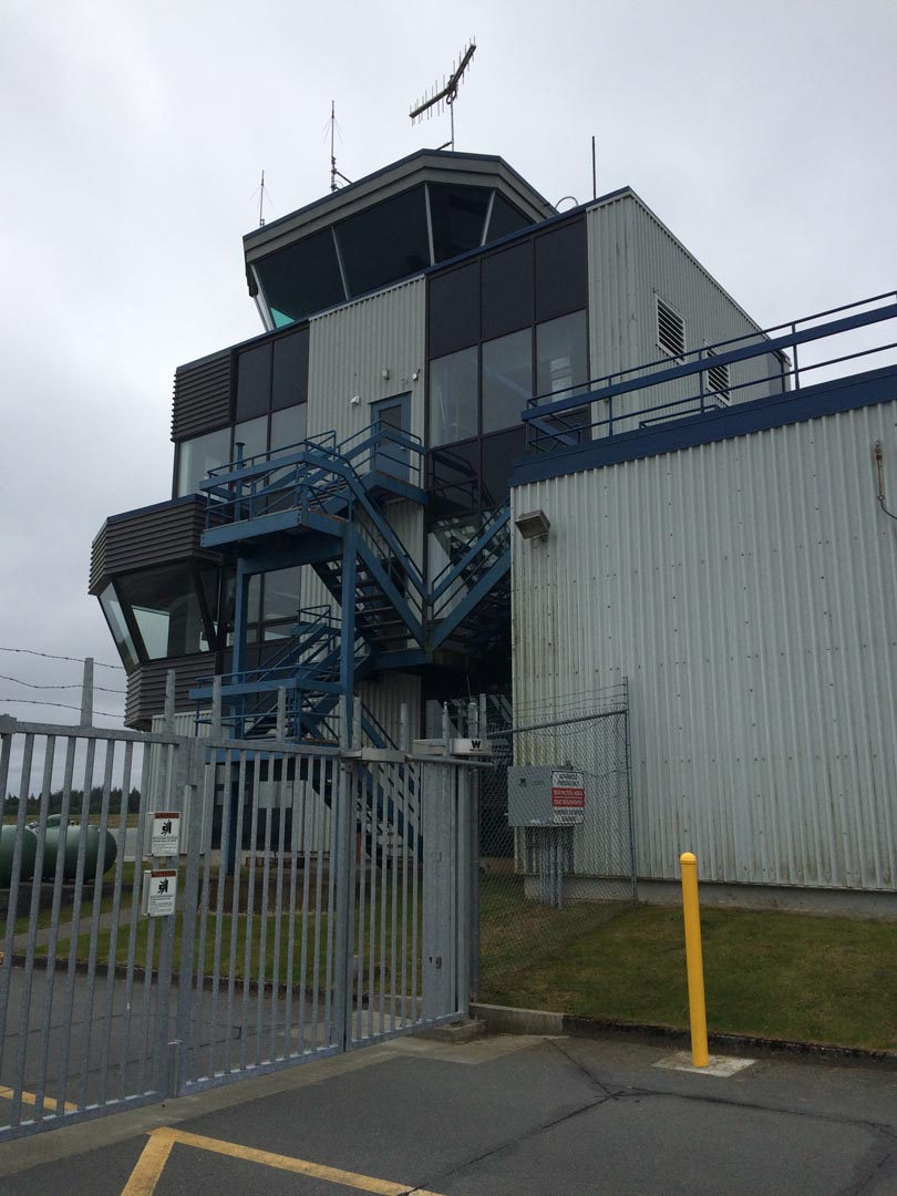 Port Hardy Air Traffic Control Tower